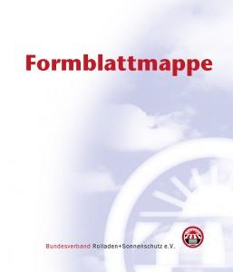 Formblattmappe