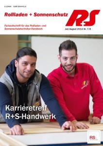 Fachzeitschrift R+S Rollladen + Sonnenschutz