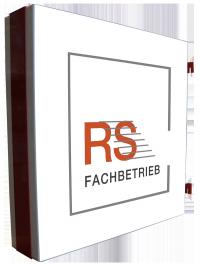 Leuchttransparent RS-Fachbetrieb