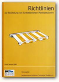 Richtlinie zur Reinigung und Pflege von Markisentüchern