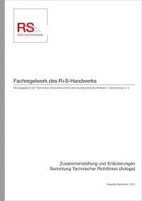 Fachregelwerk des R+S-Handwerks